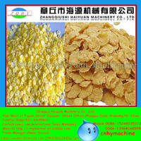 Haiyuan Best Selling Automatic Kelloggs Crispy Corn Flakes Machinery