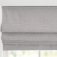 Roman Blind Component Blackout for Bay Windows