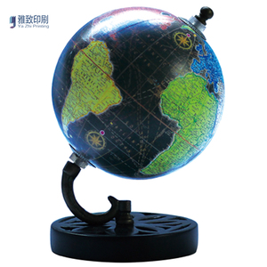 Hot sale high quality premium gift globe with differen size