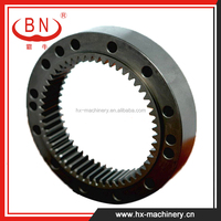 2024077 apply to EX60-1 hitachi excavator swing gear ring of Excavator Swing Device