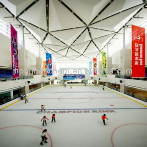 Multi purpose skating floor for indoor and outdoor use