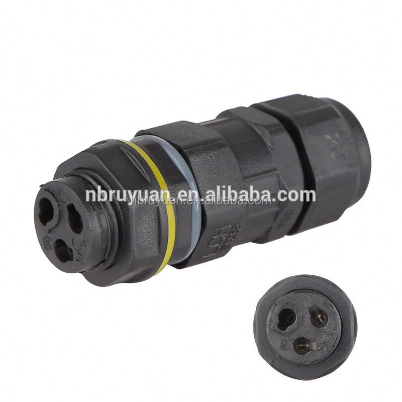 panel mount F type connector both male and F type male F type series connector