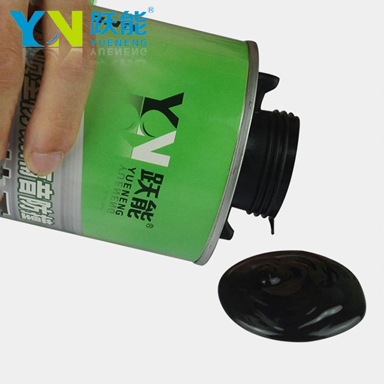 Heat Resistance Rubber Anti Rust Protective Spray Car Chassis Care Rubber Spray
