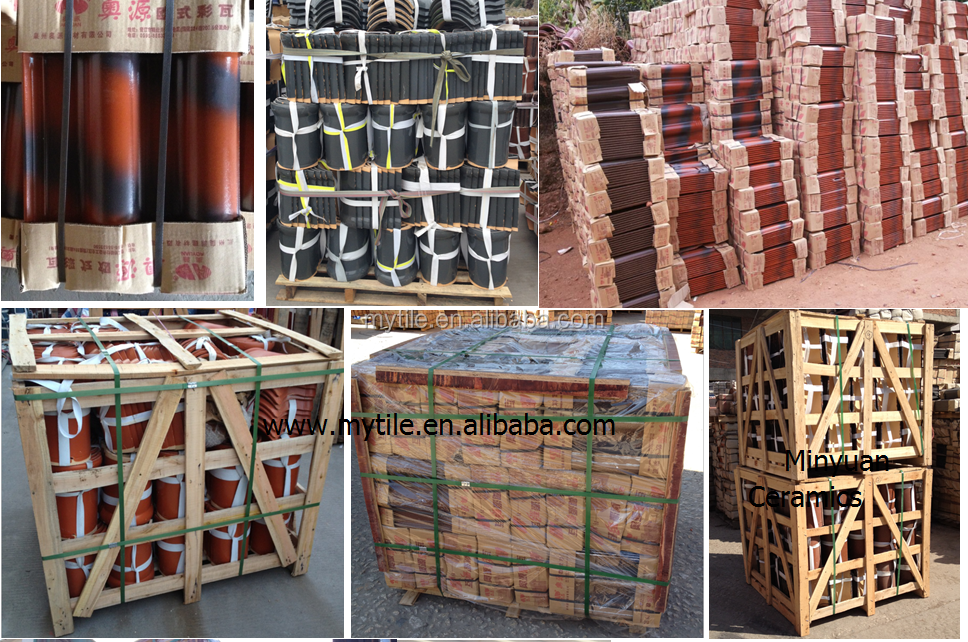 Cheap Price Roofing Tile From MinYuan