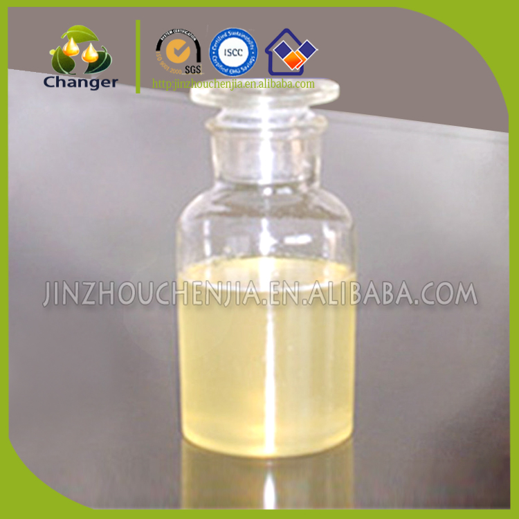 PVC Pipes Raw Material DOP Oil For PVC Stabilizer Chemical Auxiliary Agent Epoxidized Soybean Oil