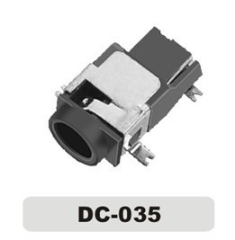 4pin female 3mm dc connector