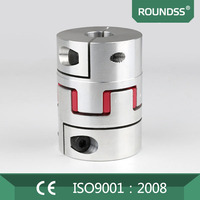 Roundss red/green soft rubber flexible coupling low price
