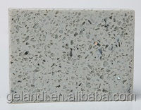 Top quality, Reach Rohs certified white sparkle quartz stone countertop