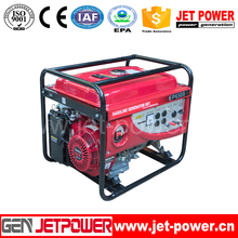 3000W Gasoline Honda Portable Electric Generator 220v With Honda Gasoline GP200 Engine