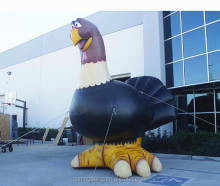 Customize inflatable turkey replica for advertising/giant inflatable turkey for sale