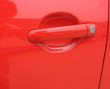 Professional plastic parts product custom car door handle mould