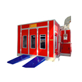 Hot Selling Car Paint Booth/ car baking oven with CE