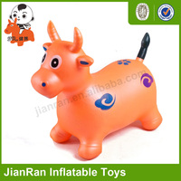 TOP sale PVC inflatable jumping animal with different design