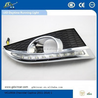 Factory Auto LED DRL Top quality 9W Led turn light for Chevrolet Captiva 2011-2013 LED Daytime Running Light