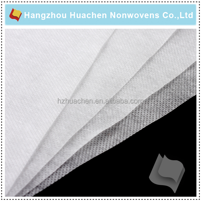 Hot Selling PP Non Woven Fabric Winter Jacket Inner Lining Raw Material