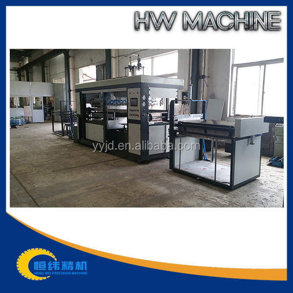 Best customized blister plastic thermoforming machine for meat packing