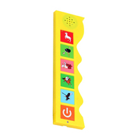 Customized kids electronic talking book for education