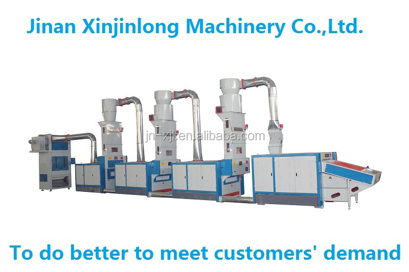 High quality Denim opening machine in India for automotive industry