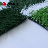 40mm Colored Landscaping Home Garden Artificial