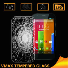 For motorola moto x play screen protector tempered glass 9H with factory price