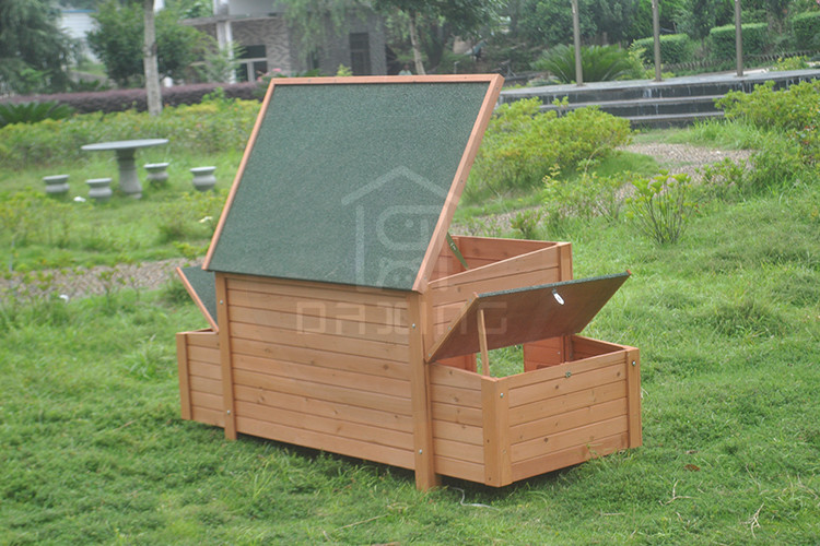 Hot selling portable new design garden chicken coop and run