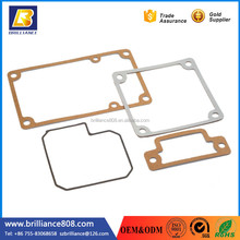 uncured rubber compound rubber glazing gaskets conductive sealant graphite plate round silicone gasket