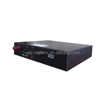 UPS BTS Power Smart BMS 48V 40Ah LiFePO4 Storage Battery pack