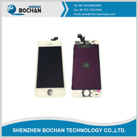Frame Full set Assembly LCD Touch Screen Replacement for iphone 5