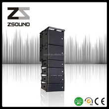 LA108 Guangzhou pa line array speakers audio indoor system manufacturers