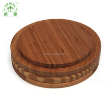 Hot sale high quality natural bamboo mini cutting board set