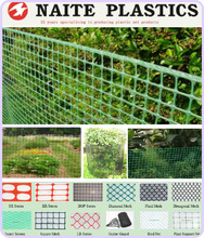 Free Sample Garden Supplies Plastic Colored Cheap Fence Panels