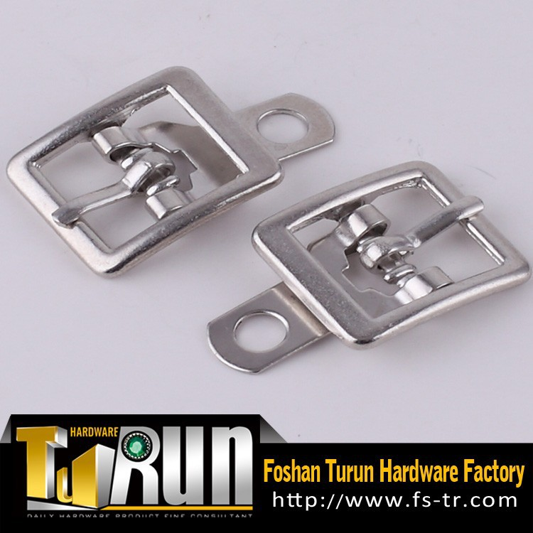 Factory wholesale decorative pin metal shoe buckle parts