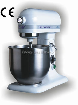 Topleap 7L Fresh Milk Mixer/Electric Stand Mixer/planetary cake mixer/mini food mixer