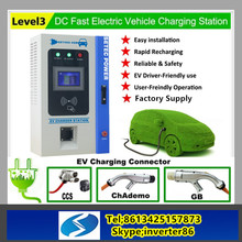 BEST car park ev charger 30 min to charge 80% battery