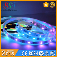 Led light strips colour changeable with remote control LED strip kit 5050