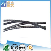 SY Flexible stainless steel contained Nylon Type Conduit Pipe Corrugated Tube with high quality