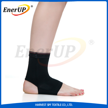 china Popular Spandex elastic ankle sleeve foot sleeve for support