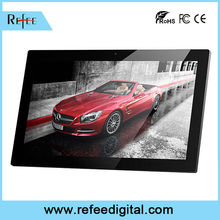 "21.5"" New Arrival Andriod Wifi 10 Points Capacitive Touch Screen LCD Advertising Display"