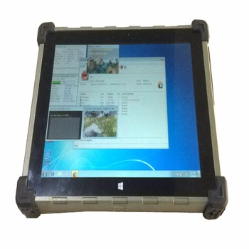 10 inch Rugged Tablet Intel Celeron Processor N2930 Quad-core 2.16GHz Trial-version Win10 Rugged Tablets