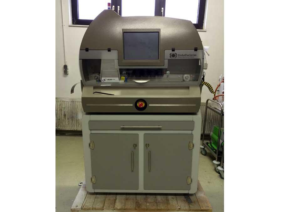 Global Factories MDM 2 Medicine Detection Machine used