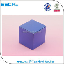 Popular colorful printed paper packing box wholesale & manufacturer in China