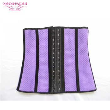 Breathable Quick Dry Plus Size Feature and Shapers Product Type Waist Corset