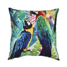 Popular Home Textile Animal cotton cushion Decoration Cushion Cover