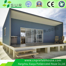 High Quality and Convenient Prefabricated Homes Container Homes Floating Restaurant