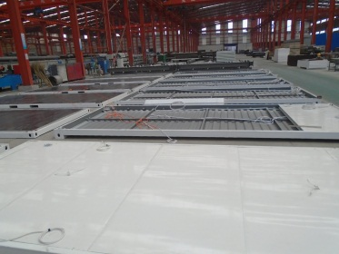Container House Production Line