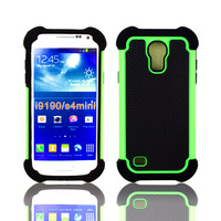 For Samsung Galaxy S4 mini i9190 triple defender case