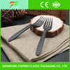 Disposable And Transparent Plastic Cutlery Spoon