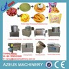 Snack Machines Semi Automatic Fresh Potato Chips Making Machine