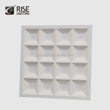 Customized led ceiling panel light 36w 595x595mm cutting recessed led panel light SAA TUV UL approved