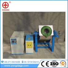 Low cost high quality induction melting jewelry furnace